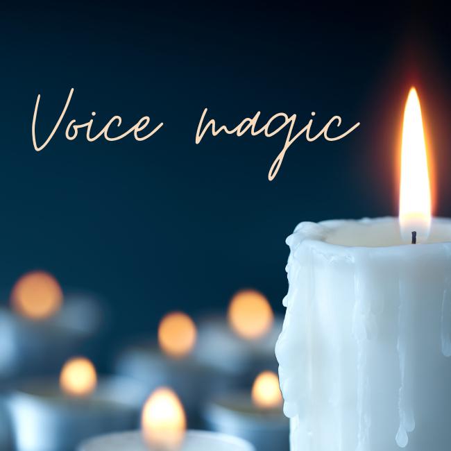 Voice magic